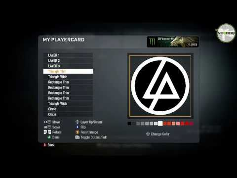 linkin park emblem logo call of duty black ops emblem editor epic plugins