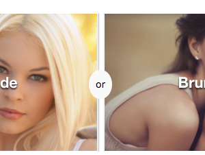 Dilemma produces A or B type options for your site.