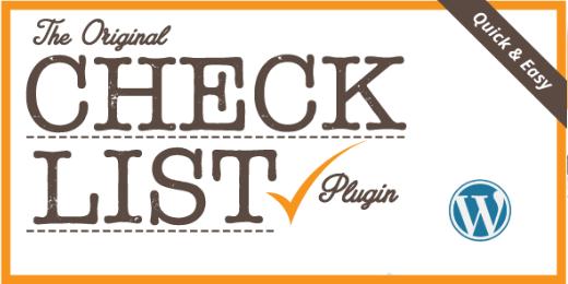 checklist-plugin